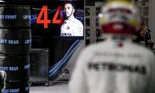 Rosberg: Hamilton je z formy