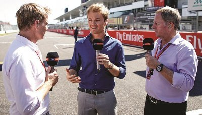 Rosberg bude expertem Sky Sports
