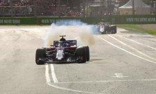 Toro Rosso v potížích