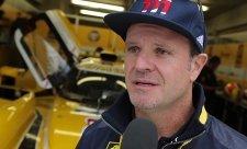 Barrichello absolvoval rizikovou operaci