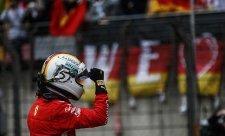 Žebříček aktuální formy jezdců F1