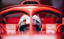 Vettel překročil třítisícovou hranici