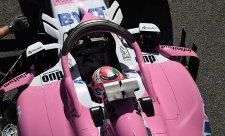 Force India chybí v čele středu pole