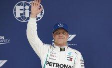 Král kvalifikací Hamilton ztratil přes půl vteřiny!
