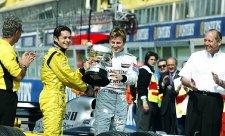 Vettel je dvanáctý vítěz bez vítězství