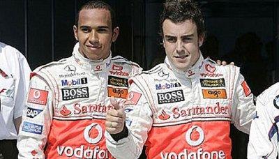Alonso byl neprávem vinen ze spuštění Spygate