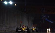 Glosa Nelsona Piqueta - GP Singapuru