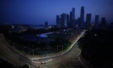 Singapur potvrdil změny tratě