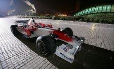 Toyota před noční GP v Singapuru