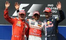 Nahradí Räikkönen na konci roku Webbera?