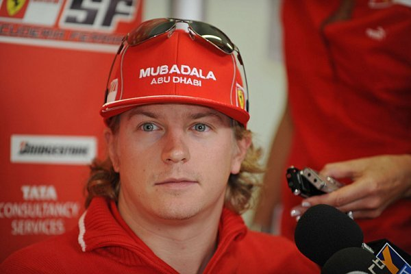 Räikkönen otestoval Peugeot 908 pro Le Mans
