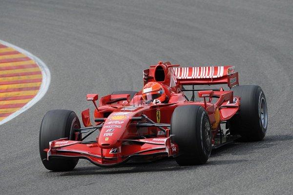 Schumacher Massu nakonec nezastoupí!