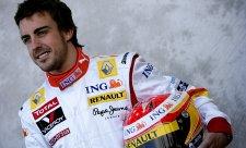 Renault nechce Alonsa na jeden rok