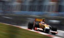 Alonso je výsledkem závodu frustrován