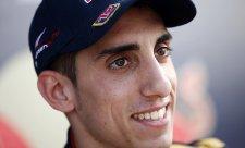 Sebastien Buemi zůstává s Toro Rosso
