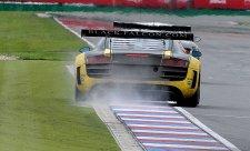 První polovině 24 hodin ve Spa vévodilo Audi
