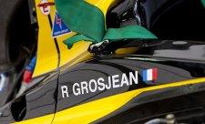 Grosjean si představuje návrat do Renaultu
