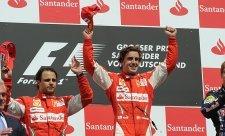 """""""Fernando je rychlejší než ty."""""""