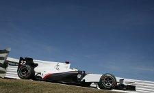 Oba piloti Sauberu jsou s kvalifikací celkem spokojeni