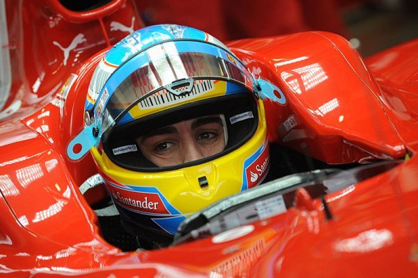 """Alonso: """"Tohle je nejlepší auto, které jsem kdy měl."""""""