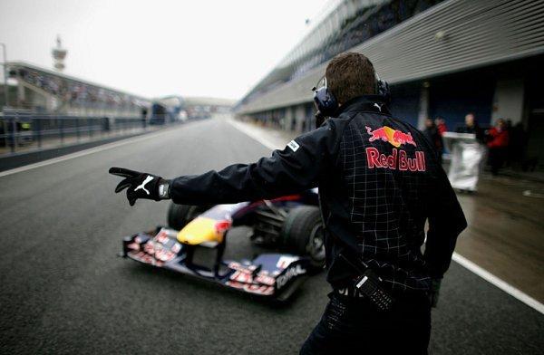 Red Bull dal Webberovi Vettelův vítězný vůz