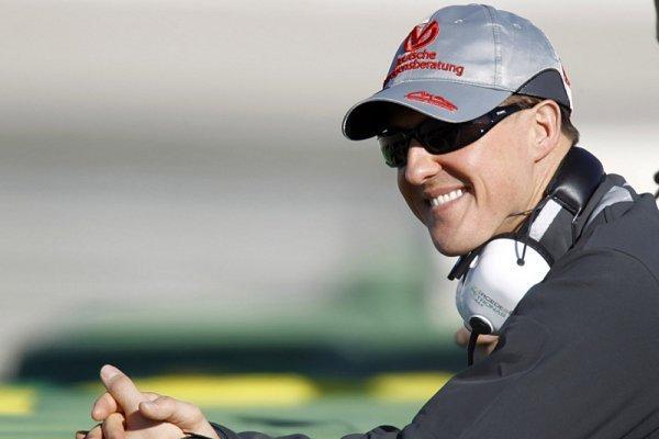 Weber Schumachera odrazoval od návratu do F1