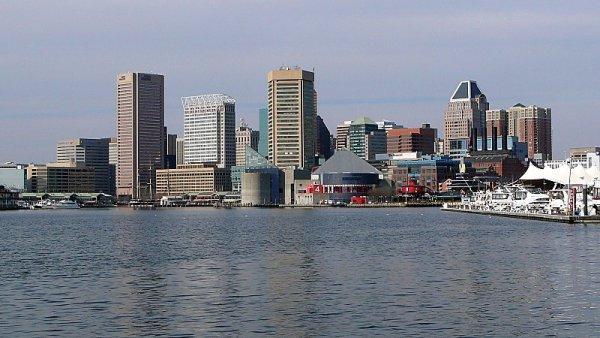 Premiéra v Baltimore - virtuální kolo městskou tratí