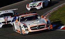 GT3: Gravity-Charouz Racingu v závěru sezony nepřálo štěstí