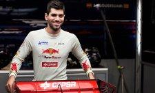 Alguersuari našel místo jako testovací jezdec Pirelli