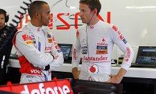 Button: Hamilton byl divný