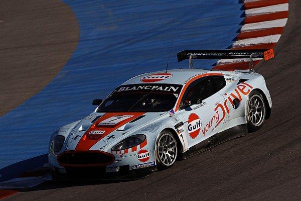 Enge zakončil sezónu MS GT1 v Argentině