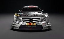 Häkkinen bude testovat nový vůz Mercedesu pro DTM