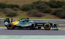 Kovalainen je u Lotusu spokojen, o budoucnosti nepřemýšli