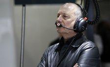 Brundle vzpomíná na McLaren a Dennise