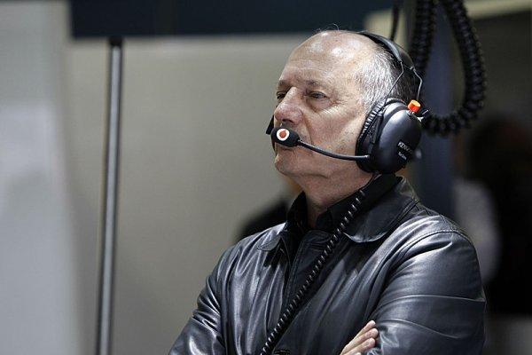 Dennis chtěl citlivé informace týmu Brawn GP