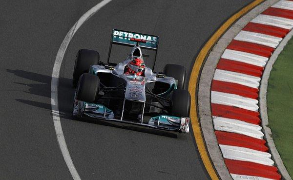 Schumacher odstoupil z bezpečnostních důvodů