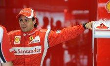 Massa mohl závodit za McLaren
