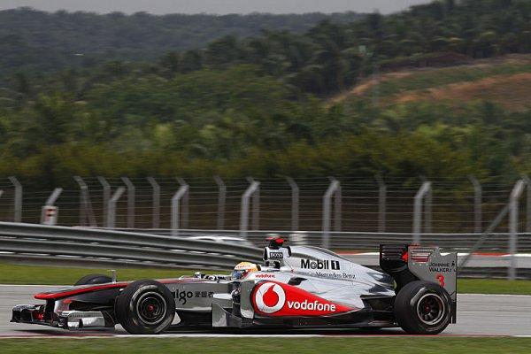 Hamilton není zklamaný, že nedosáhl na pole position