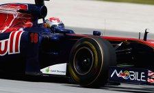 Toro Rosso neví, proč Buemimu odpadl kryt bočnice vozu