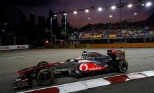 McLaren doufá, že ještě pozdrží Vettelovy oslavy