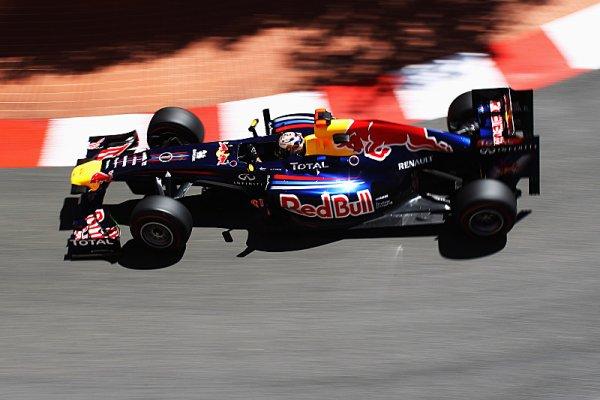 Vettel vítězem událostmi nabité Velké ceny Monaka