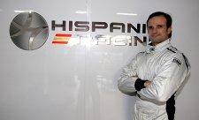 Vitantonio Liuzzi potvrzen u Hispania Racing