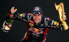 Vettel vyhraje titul i příští rok, domnívá se Hamilton