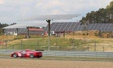 V Zolderu vítězí vůz belgické stáje v čínských barvách