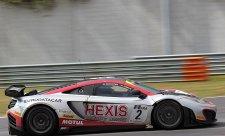 McLaren obsadil první dvě místa ve Španělsku