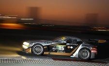 Tomáš Enge úspěšně absolvoval 24 hodinový závod v Dubaji