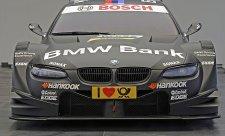 Zanardi bude testovat BMW M3 DTM