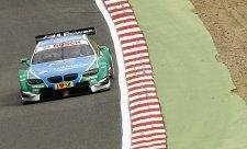 Farfus drží BMW v Brands Hatch na čele tabulky