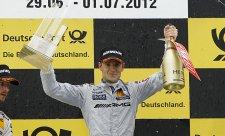 Mercedes poděkoval Greenovi za výkony v DTM