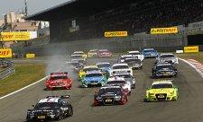 Spengler na Nürburgringu vyhrál stylem start-cíl